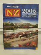 Walthers 2005 Nandz Scale Model Railroad Reference Book