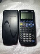 Texas Instruments Ti-89 Advanced Graphing Calculator - With Sliding Cover