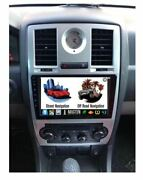 Gps Android Bluetooth Car Player Navigation Radio Stereo Dvd For Chrysler 300c