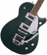 New Gretsch G5230t Electromatic Jet Ft Single-cut With Bigsby Cadillac Green