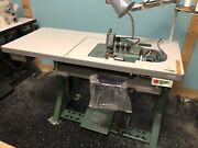 Willcox And Gibbs 500/ivtype 515 Iv-26 Overlock Serger Industrial Sewing Machine