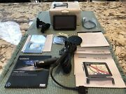 Garmin Nuvi 765t 4.3 Inch Gps Lightly Used With Lifetime Maps.