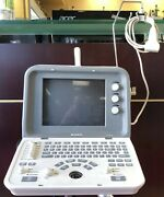 Edan Dus6 D6 Ultrasound Imaging Scanner System With 1 Probe For Parts