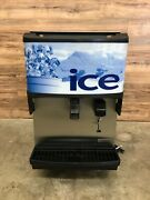 Manitowoc S-150 Countertop Ice And Water Dispenser 115 V - 150 Lb. Ice Capacity