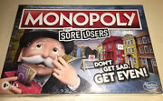 Monopoly For Sore Losersboard Game Collect Sore Loser Coinsbrand New, Sealed
