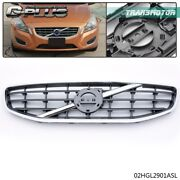 Fit For 2011-2013 Volvo S60 4-door Front Upper Grille Without Emblem 30795039