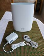 Netgear Orbi Rbr50 Router Ac3000 Tri-band Mesh Wi-fi  Great Condition
