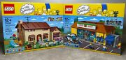 Sealed Brand New The Simpsons Complete Lego Set