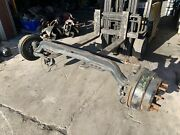 Used Peterbilt 14,600k Spicer Front Axle