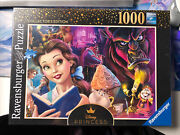 New Ravensburger Belle Disney Beauty And Beast 1000pc Jigsaw Puzzle Heroines No.2