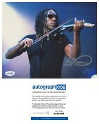 Boyd Tinsley Dave Matthews Band Signed Autograph 8x10 Photo Picture Acoa Coa