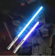 Star Wars Lightsaber Sword Blade Cosplay Party Prop Rechargable Lightsaber Toy