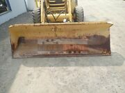 Jrb 106 Side Dumping Bucket For Jrb Quick Attach Backhoes And Wheel Loaders