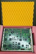 Nortel Ntnq66ag 03 Fp Circuit Board Assembly Two-port Oc3/stm-1 Atm Ip F.p.card