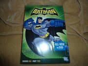 Batman The Brave And The Bold Season One Part Two 2009 [2 Disc Dvd]