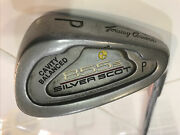 Tommy Armour 855s Silver Scot Pitching Wedge - Pw - Tour Step Ii Steel Shaft