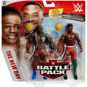 Wwe Battle Pack Big E And Xavier Woods