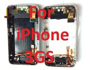 Apple Iphone 3gs Oem Back Rear Housing/panel/cover/bezel/frame With Small Parts