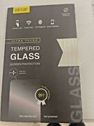 Screen Protection Tempered Glass For Phone Black By Olixar Black