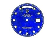 Custom Made Rolex Men Day-date President 36mm Nature Lapis Lazuli Stone Dial Y/g