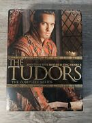 The Tudors The Complete Series - Dvd Region 1 Us, Canada