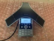 Polycom Ip7000 Voip Conference Phone 2200-40000-001 Poe