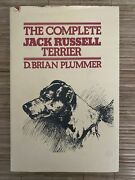 The Complete Jack Russell Terrier By D. Brian Plummer 1980, Trade Paperback