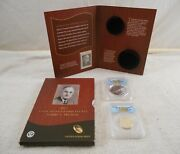 2015 Harry S.truman 2pc Coin And Chronicle Set 2015-p Anacs Rp70 Dcam/2015 Ms70