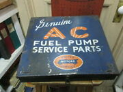 Rare Display Ac Fuel Pump Ford Gm Mopar Packard Studebaker 30and039s 40and039s 50and039s