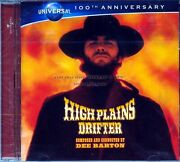 Dee Barton High Plains Drifter Score Intrada Limited-ed Cd Sealed Sold Out