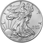 2021 1 Type 1 American Silver Eagle 1 Oz Uncirculated T1