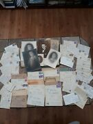 German Wwii Soldier Archive 6 Photos 17 Letters 31 Postcards And Book Rathenow