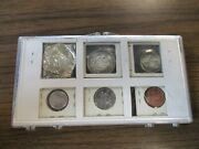 1964 Canadian Uncirculated 6 Coin Set