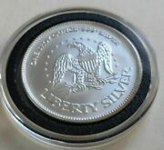 Silver One Troy Ounce - Liberty Silver Eagle 999 Pure Silver Price Going Up