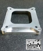 4150 Holley Carburetor To 4500 Dominator Manifold Adaptor 1 Highcarby Spacer
