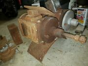 Double Cylinder Steam Traction Engine Project