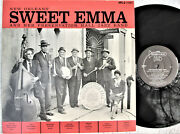 New Orleans Sweet Emma Preservation Hall Jazz Band Lp Signed By Band Members