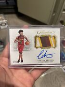 Collin Sexton Flawless Rpa /10 Crazy 9 Color Patch