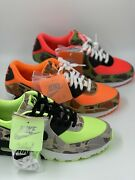 Nike Air Max 90 Duck Camo Pack All Ds All Sz 11.5