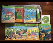 Leapfrog Tag Reading System With Pen And 7 Books