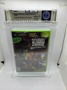 Xbox - Stubbs The Zombie Rebel Without A Pulse Wata 9.4 A Factory Sealed