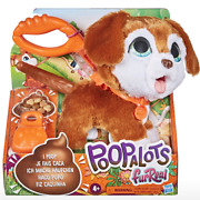 Furreal Poopalots Big Wags Interactive Pet Toy Connectible Leash System Ages 4+