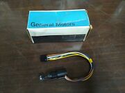 Nos Gm 85-96 Cadillac Buick Oldsmobile Outside Mirror Control Switch 20619687