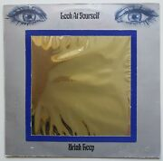 David Byron / Uriah Heep - Look At Yourself Lp Signed Autogramm Autographed
