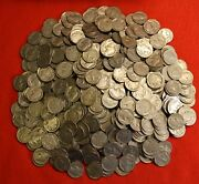 Buffalo Nickels Part Date Pds Mints 40 Coin Roll