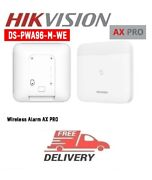 Hikvision Ds-pwa96-m-we Ax Pro Wireless Control Panel Supports Wi-fi New