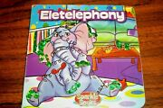Eletelephony, Rare Collectible Childrens Book, Sparkle Books By Flowerpot Press