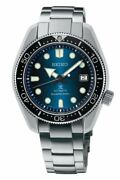 New Seiko Prospex Blue Dial Re-issue 1968 Divers Menand039s Watch Spb083