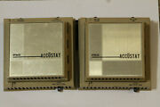 Lot Of 2 Psg Accustat Multi Stage Lms-ah22 Thermostats 2 Stage Heat And 2 Cool