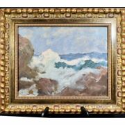 19th C. American Seascape Painting